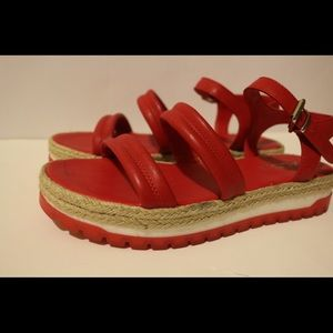 Aldo Platform Sandals